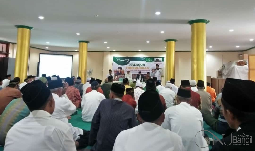 Photo of LTM NU Bangil Gelar Halaqah Fiqih Qurban
