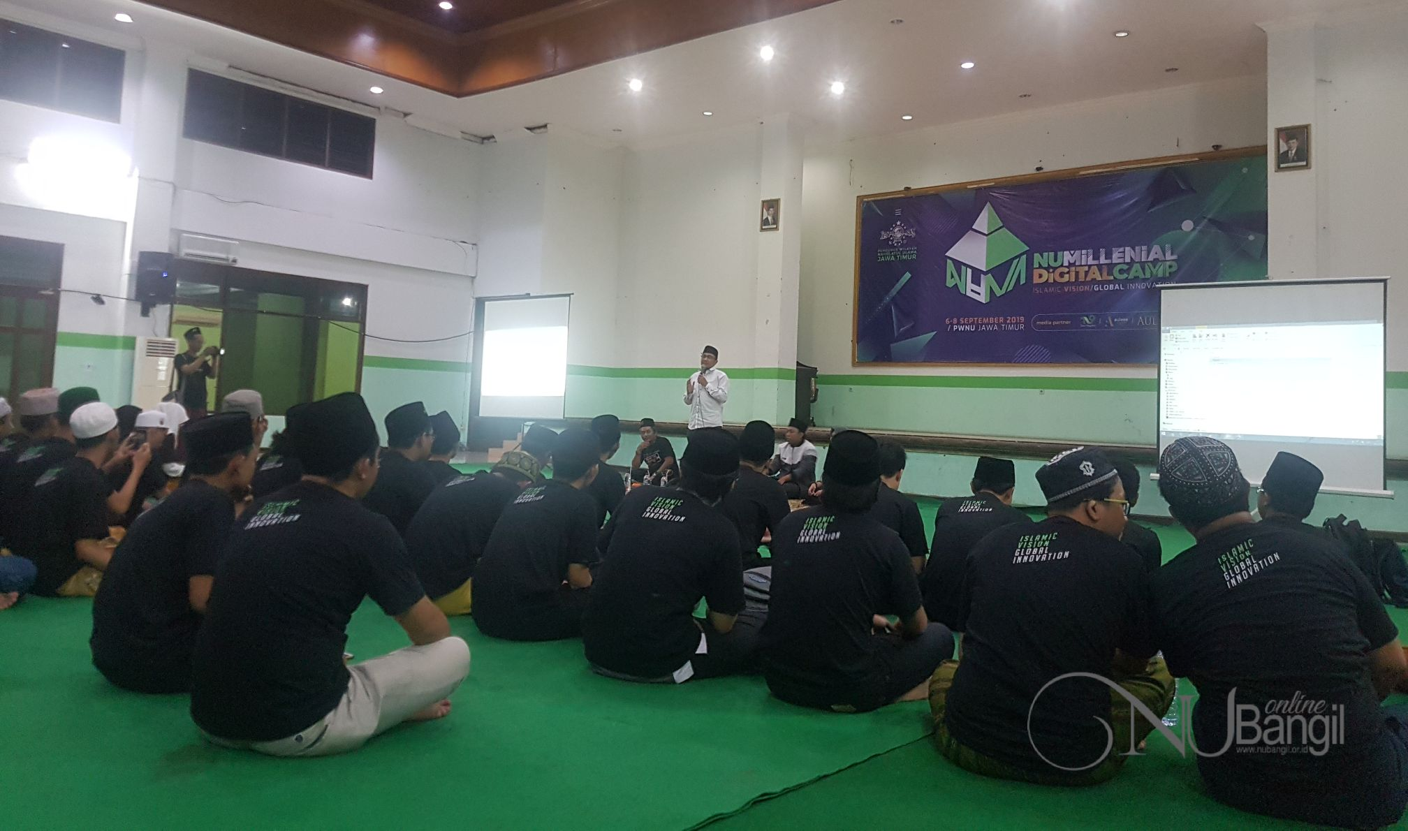 Photo of Bendung Arus Radikalisme dan Intoleransi, PWNU Jatim Gelar NU Millenial Digital Camp