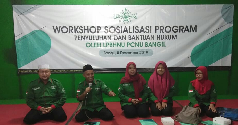Photo of Peserta Workshop Antusias, Ketua LPBHNU Bangil: Di luar Ekspektasi