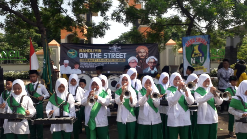 Photo of Umumkan Harlah NU, PCNU Bangil Gelar Acara Bertajuk Nahdliyin On The Street